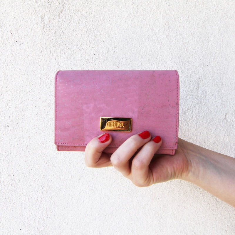 Continental Cork Wallet - Shop now at StudioCork
