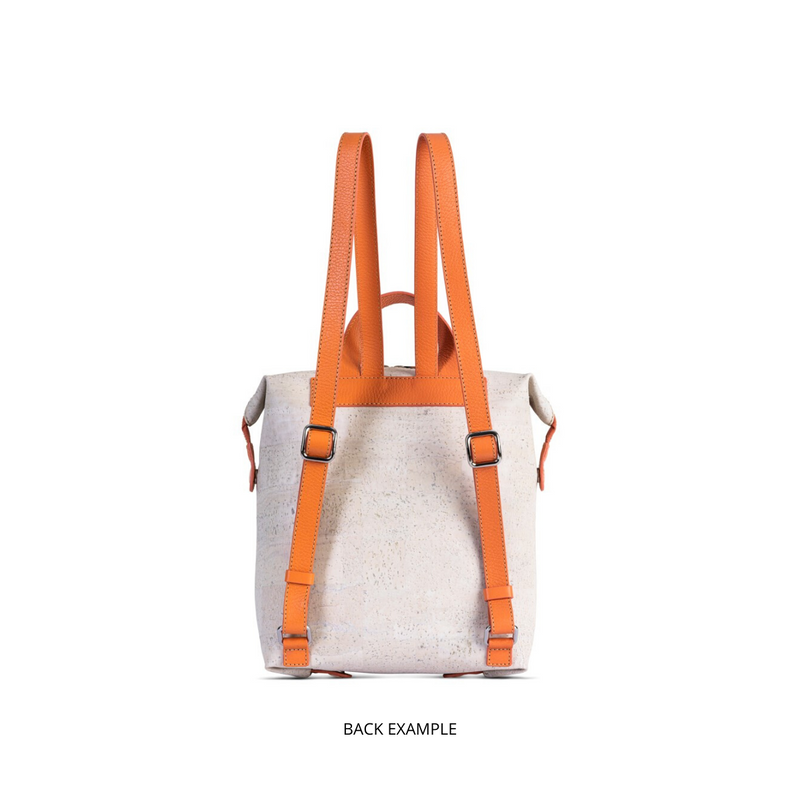 Convertible Cork Backpack Lisbon - Shop now at StudioCork