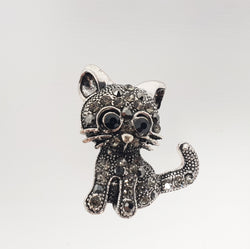 Little Kitty Brooch