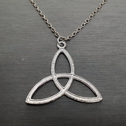 Celtic Trinity Knot Necklace