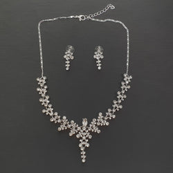 Lily of the valley Crystals Set