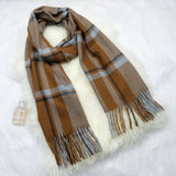 Thick and long scarves