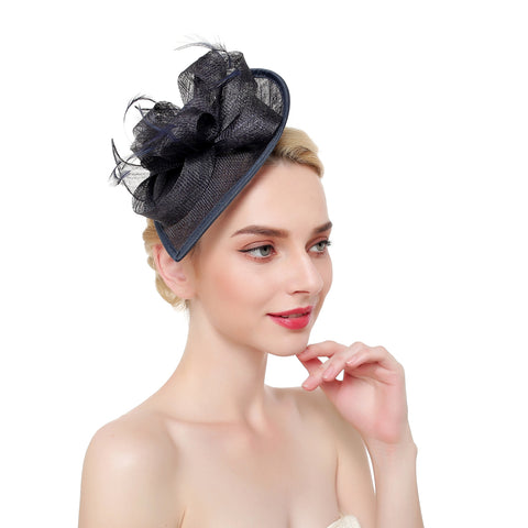 Drop Shaped Fascinator