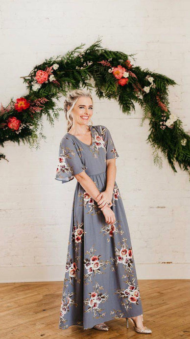 The Ashley Maxi Dress