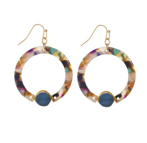 Colorful Charm Earrings