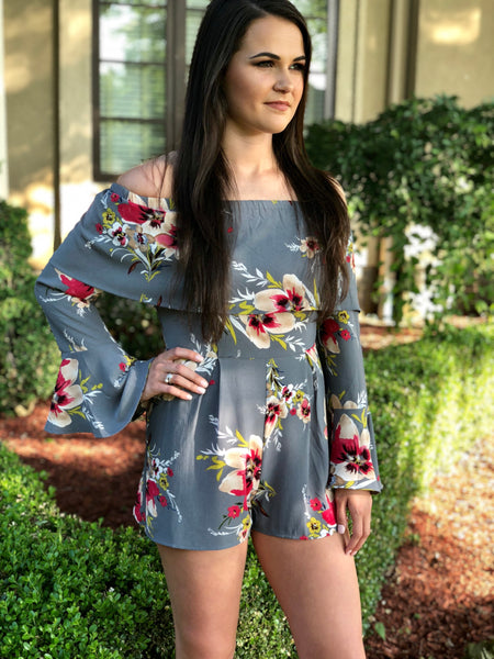 Go Your Own Way Romper