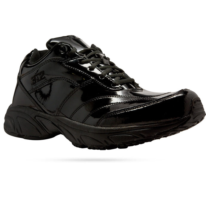 3N2 Reaction Low Patent Leather Referee Court Shoes