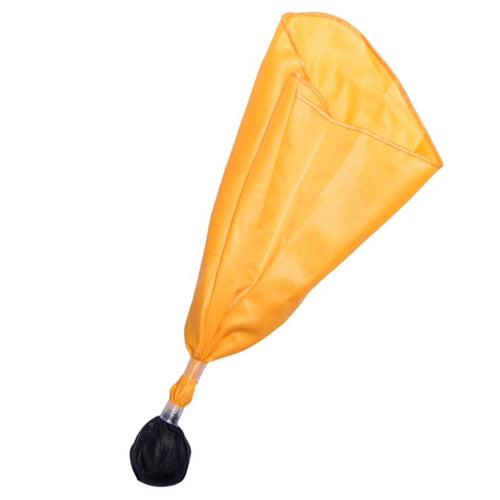 Champro Football Referee Weighted Ball Center Nylon Penalty Flag Yellow