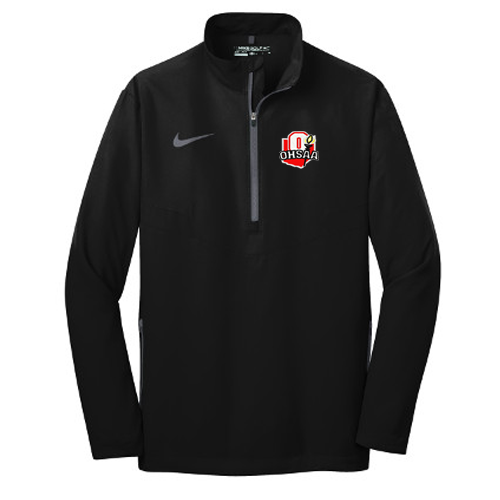 Nike 1/2 Zip Pre-Game Wind Shirt