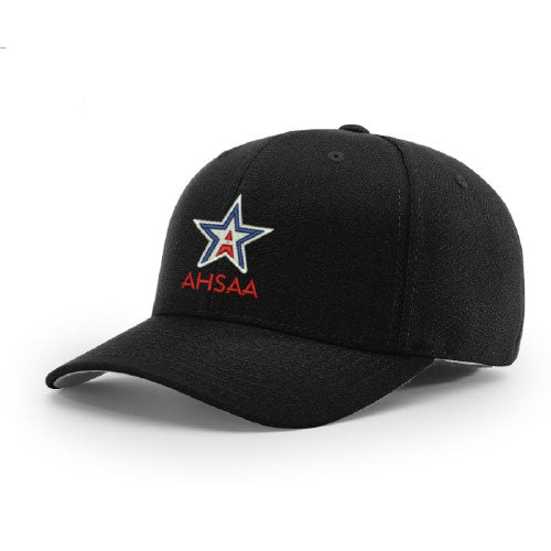 Alabama AHSAA Baseball Logo Umpire Hats