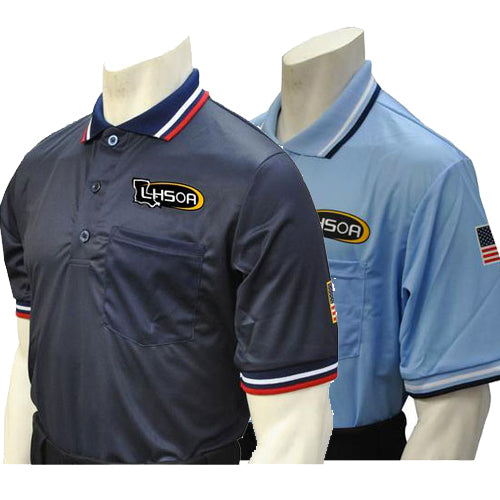LHSOA Dye Sublimated Logo Umpire Shirts