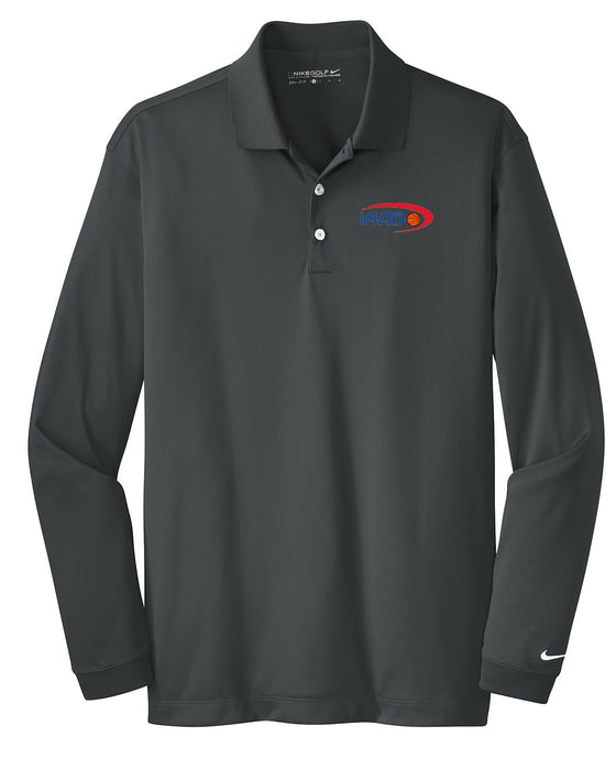 Nike Golf Long Sleeve Dri-FIT Stretch Tec Polo
