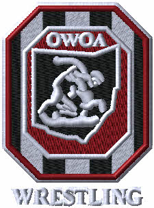 OWOA Ohio Wrestling Jacket