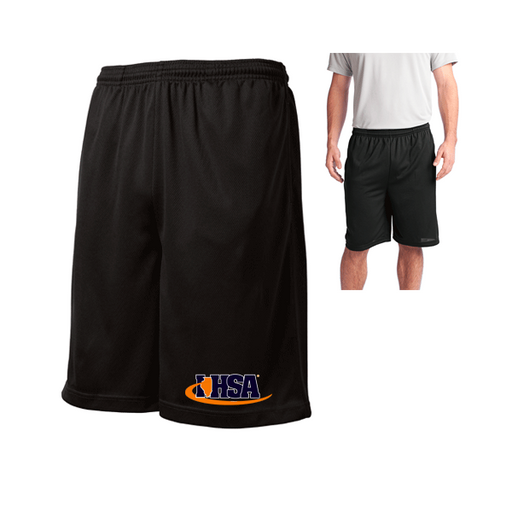 Ref Smart Mesh Officiating Shorts