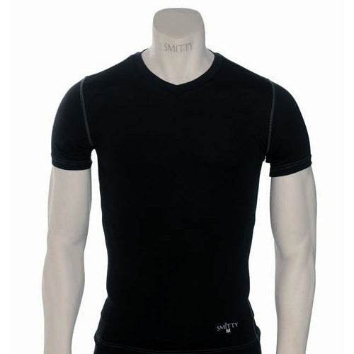 Smitty V-Neck Compression Shirt