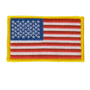 USA Flag Patches