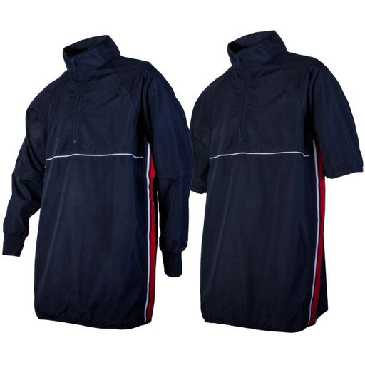 Convertible Navy Umpire Jacket