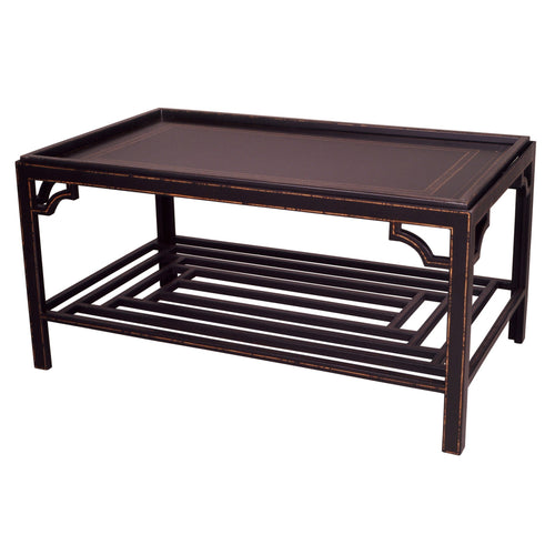 Chinese Fret Coffee Table