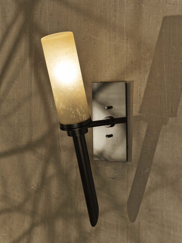 Paris Garden Torch Ext Wall Sconce