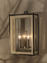 Load image into Gallery viewer, Tiverton Rect Exterior Sconce