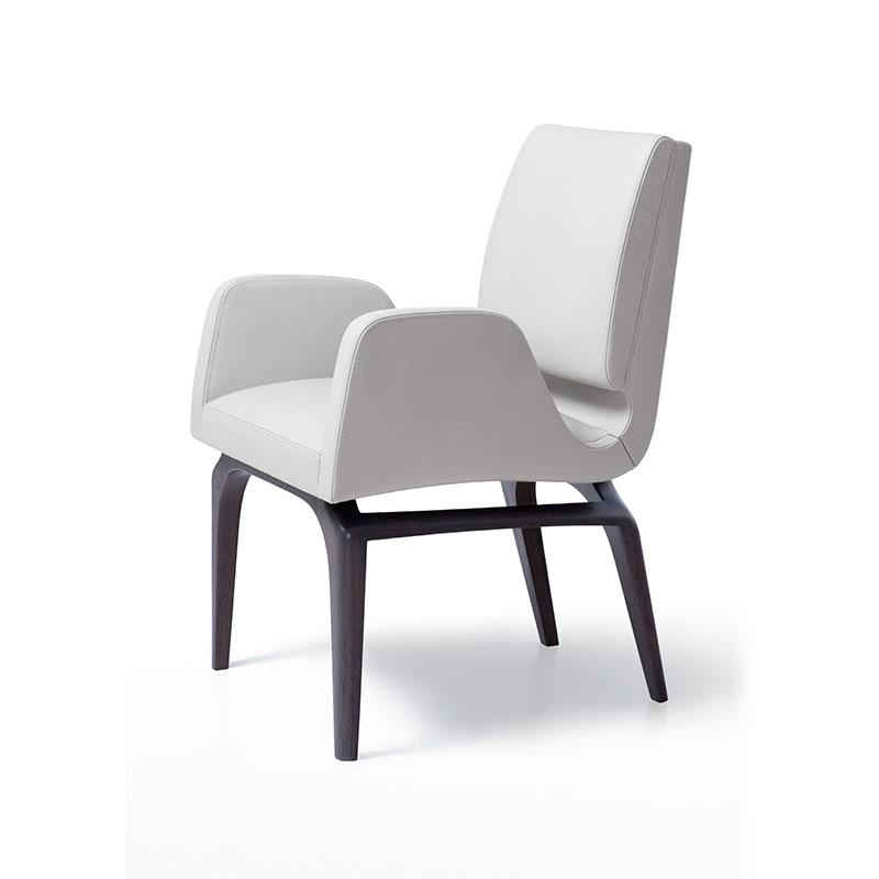 Motto Dining Chair with Arms