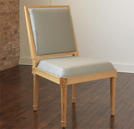 Saddle Side Chair