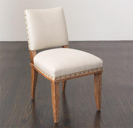Bas Armless Dining Chair