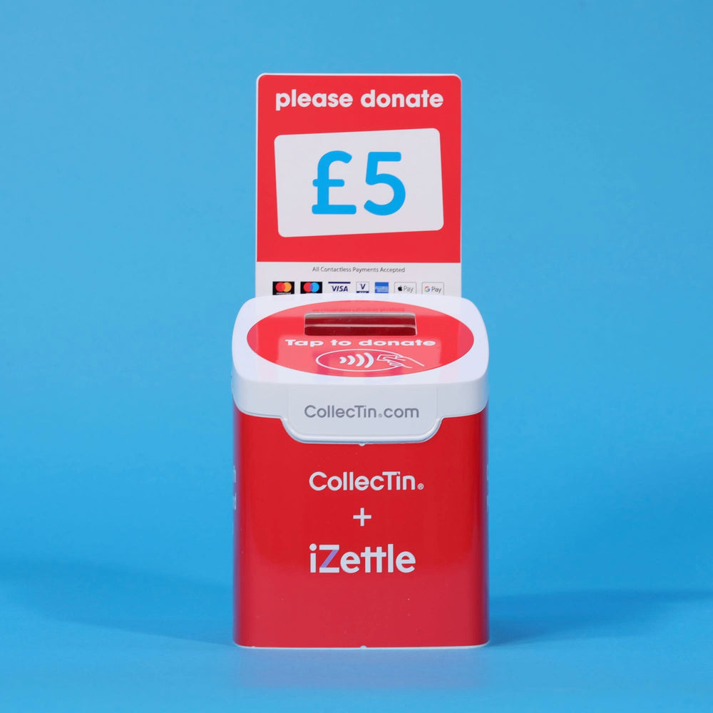 CollecTin® for iZettle
