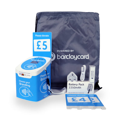 CollecTin® for Barclaycard Anywhere Customers (unsubsidised)