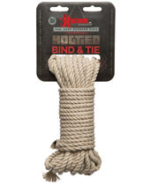 Kink Hemp Bondage Rope - 30ft