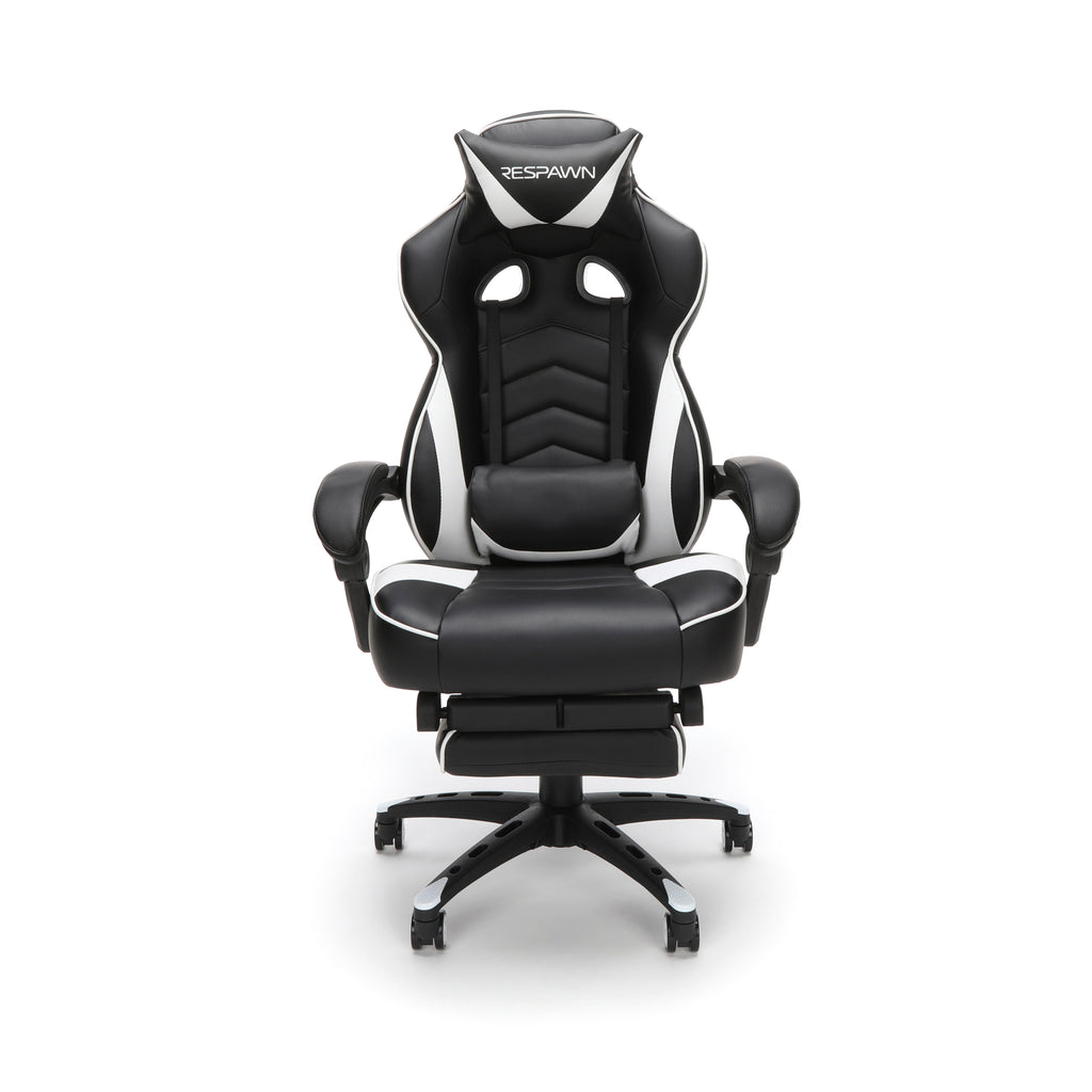 Pleasing Respawn 110 Racing Style Gaming Chair Reclining Ergonomic Leather Chair With Footrest Spiritservingveterans Wood Chair Design Ideas Spiritservingveteransorg