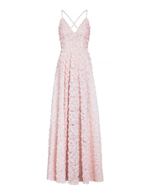 Georgina Dress Soft Pink