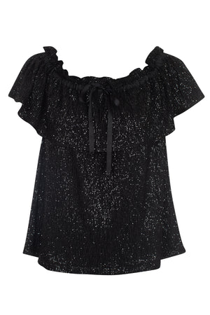 Annabelle Top Black