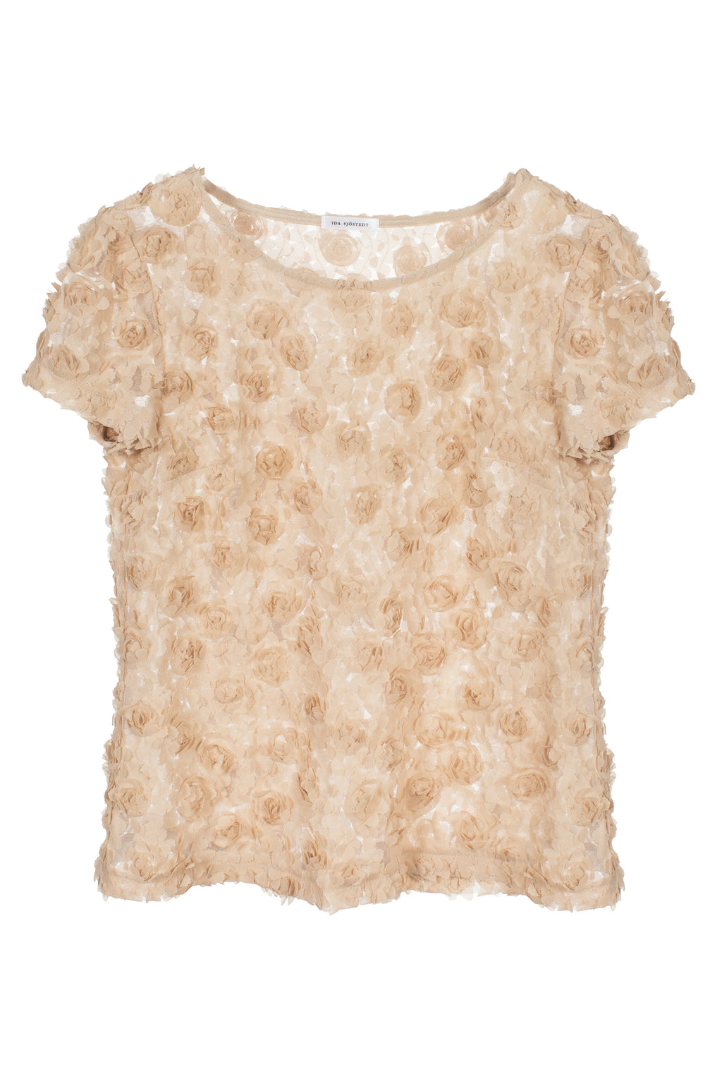 Julie Top Beige