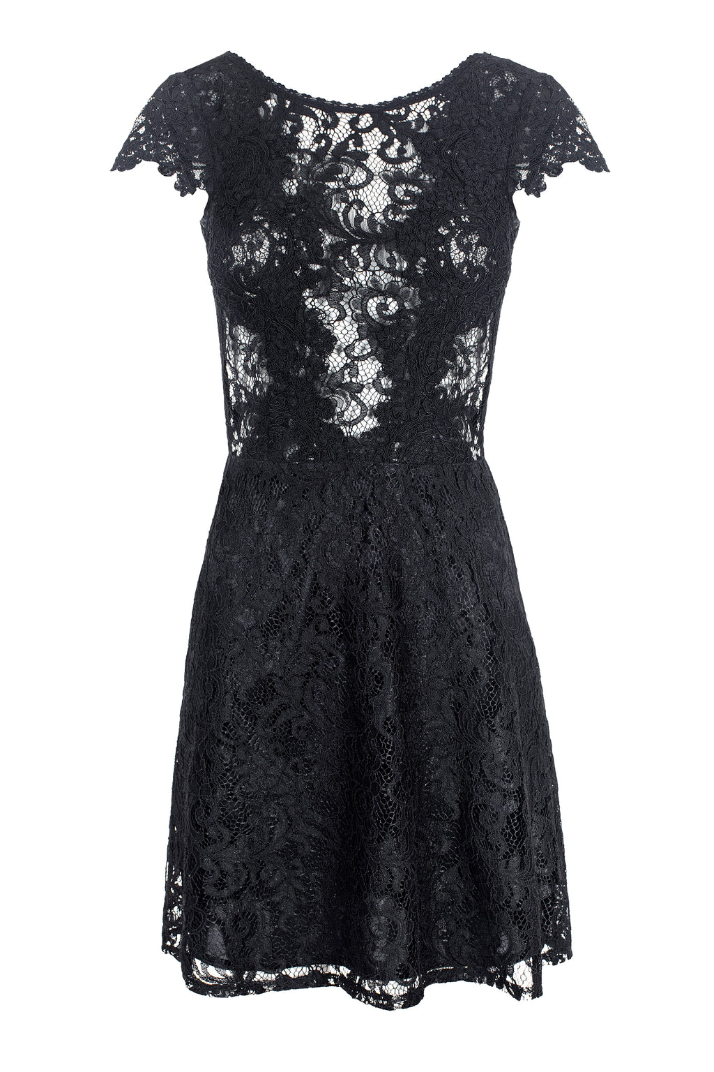 Leith Dress Black