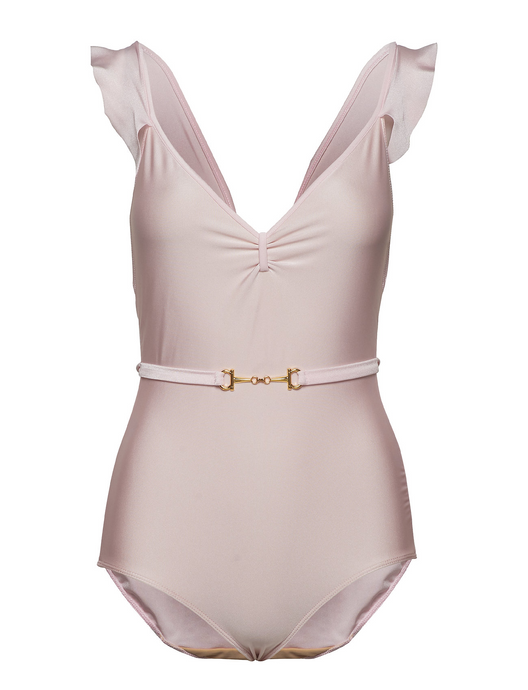 Marta Swimsuit Soft Pink