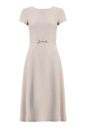Monique Dress Beige