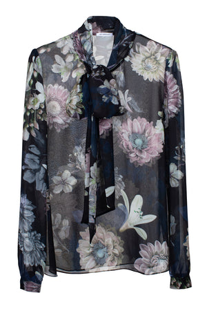 Peony Blouse Maxi Florals