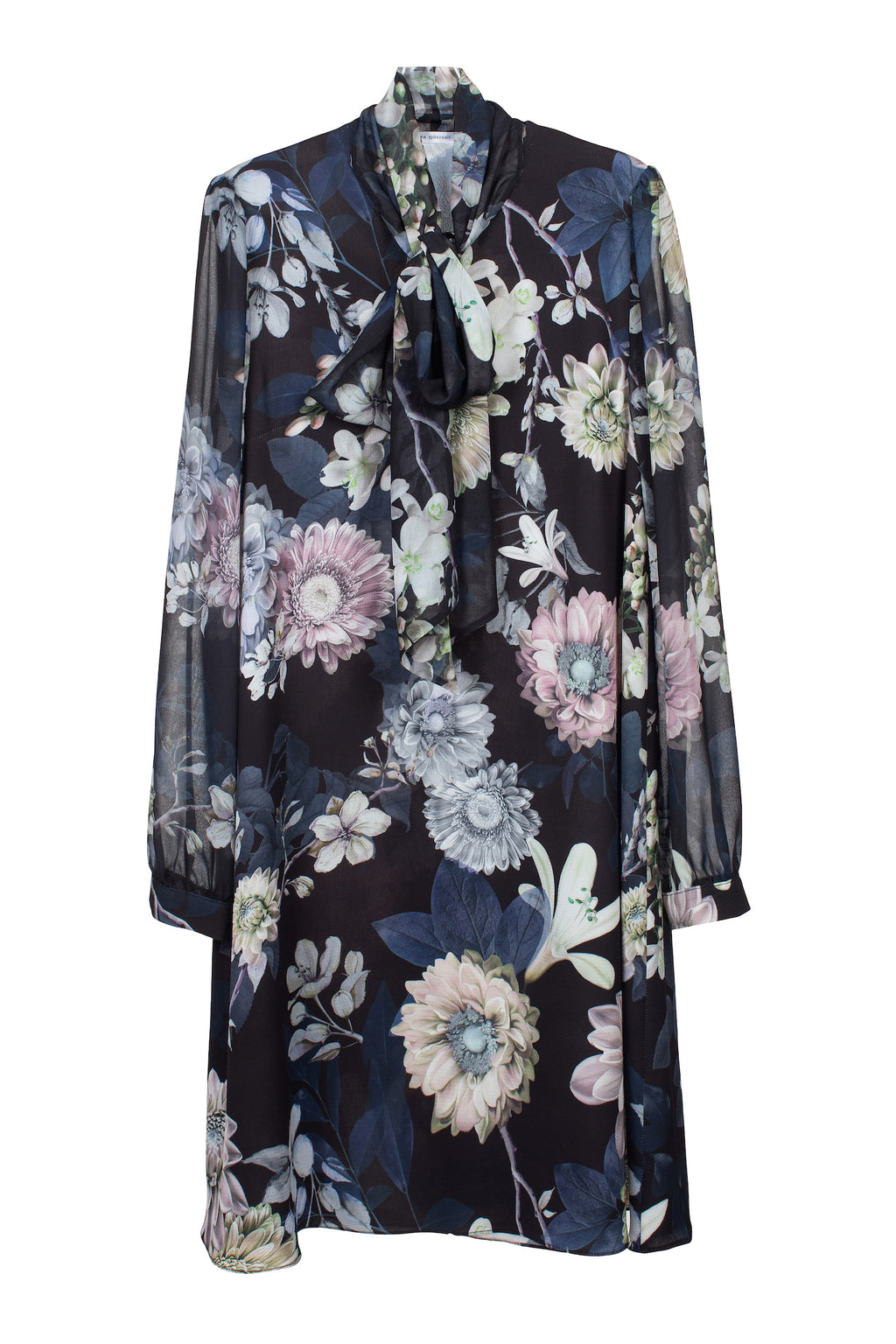 Shirley Dress Maxi Florals