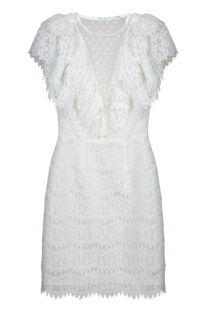 Giselle Dress Ivory