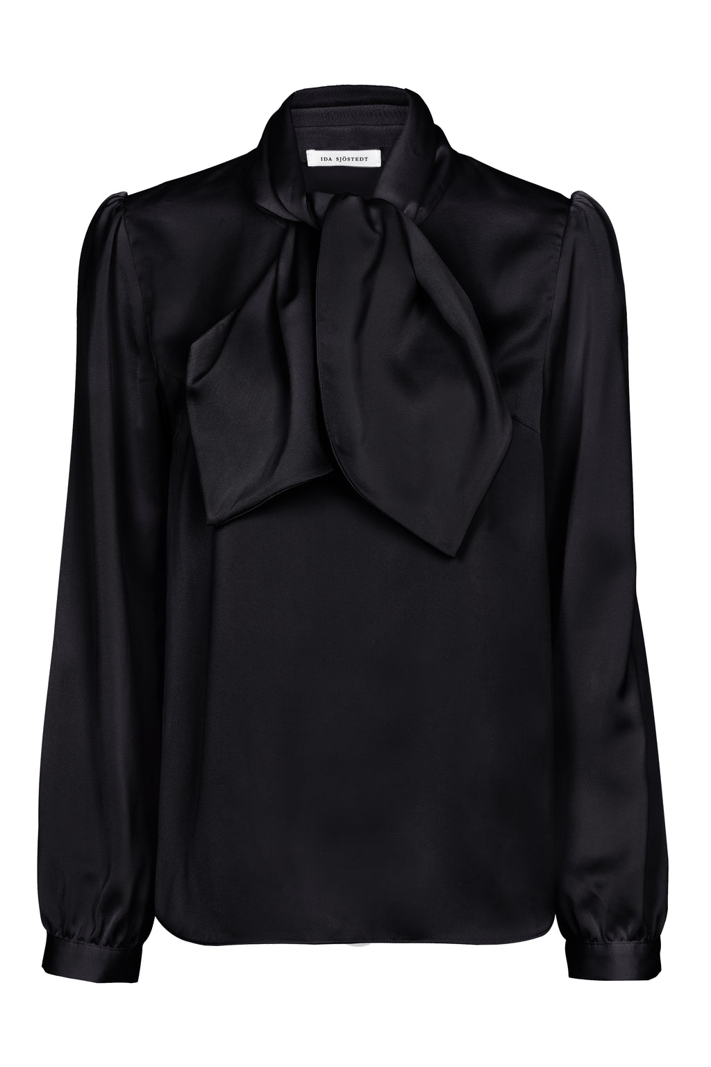 Lady Blouse Black
