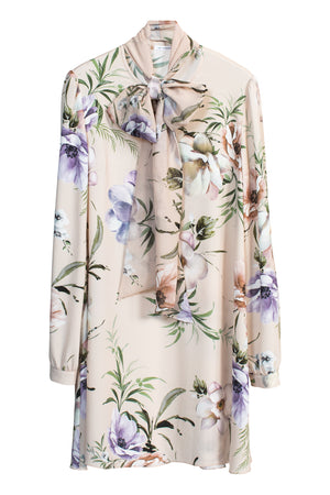 SS20 Shirley Dress Pastel Floral Print