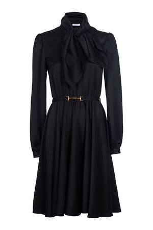 Shiver Dress Black