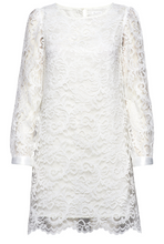 Load image into Gallery viewer, Sasha Dress Ivory