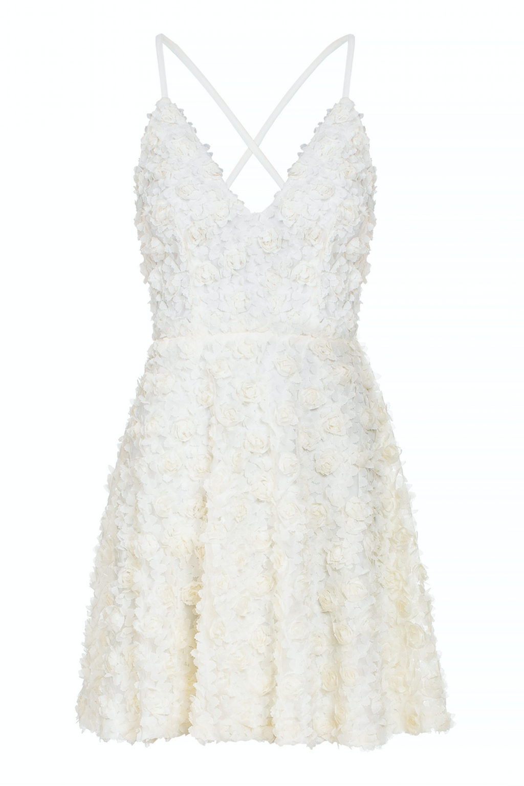 SS20 Charlie Dress Ivory