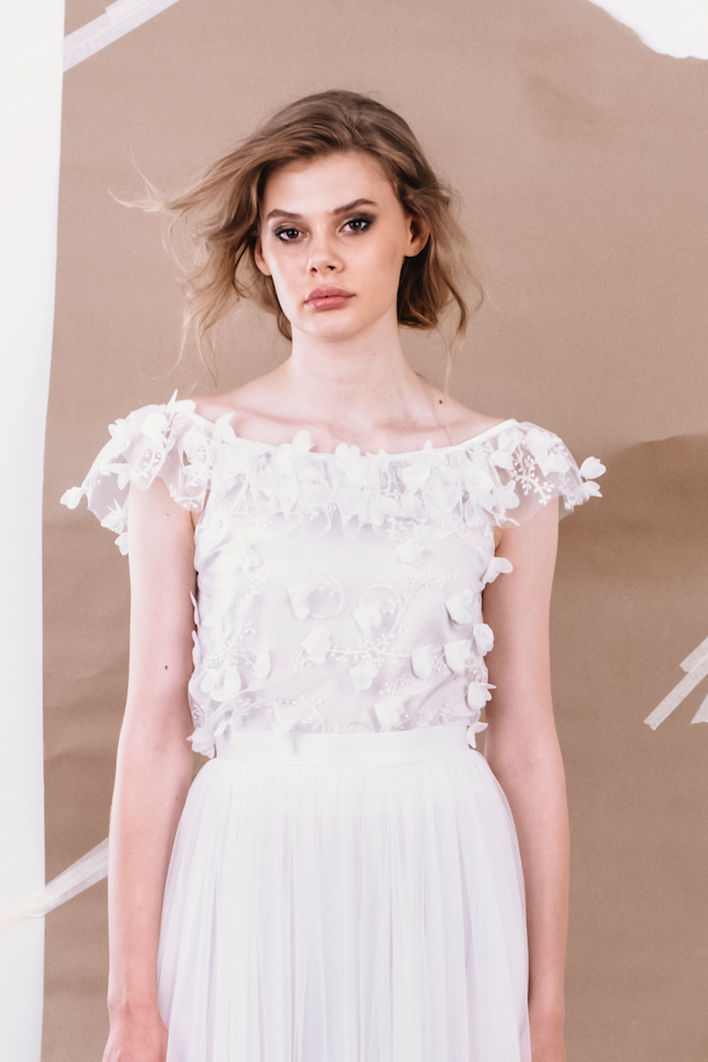 COMING SOON – SS20 Fairy Top Ivory