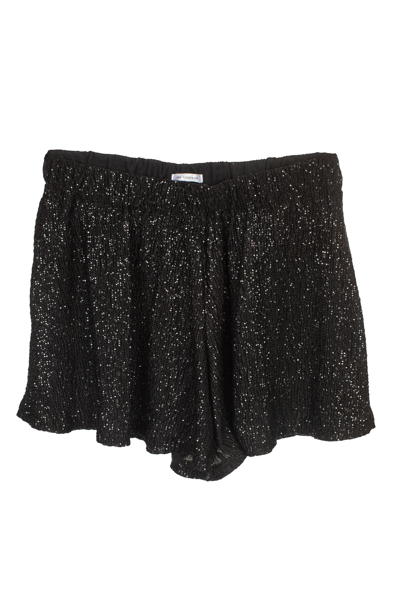 Steam Shorts Black