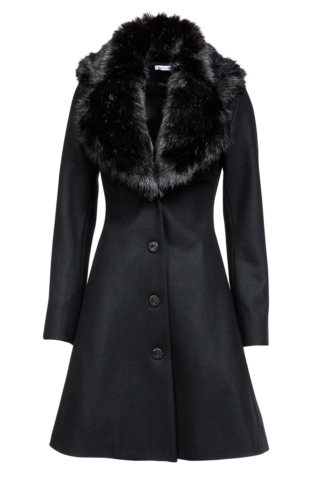 Tracey Coat Black