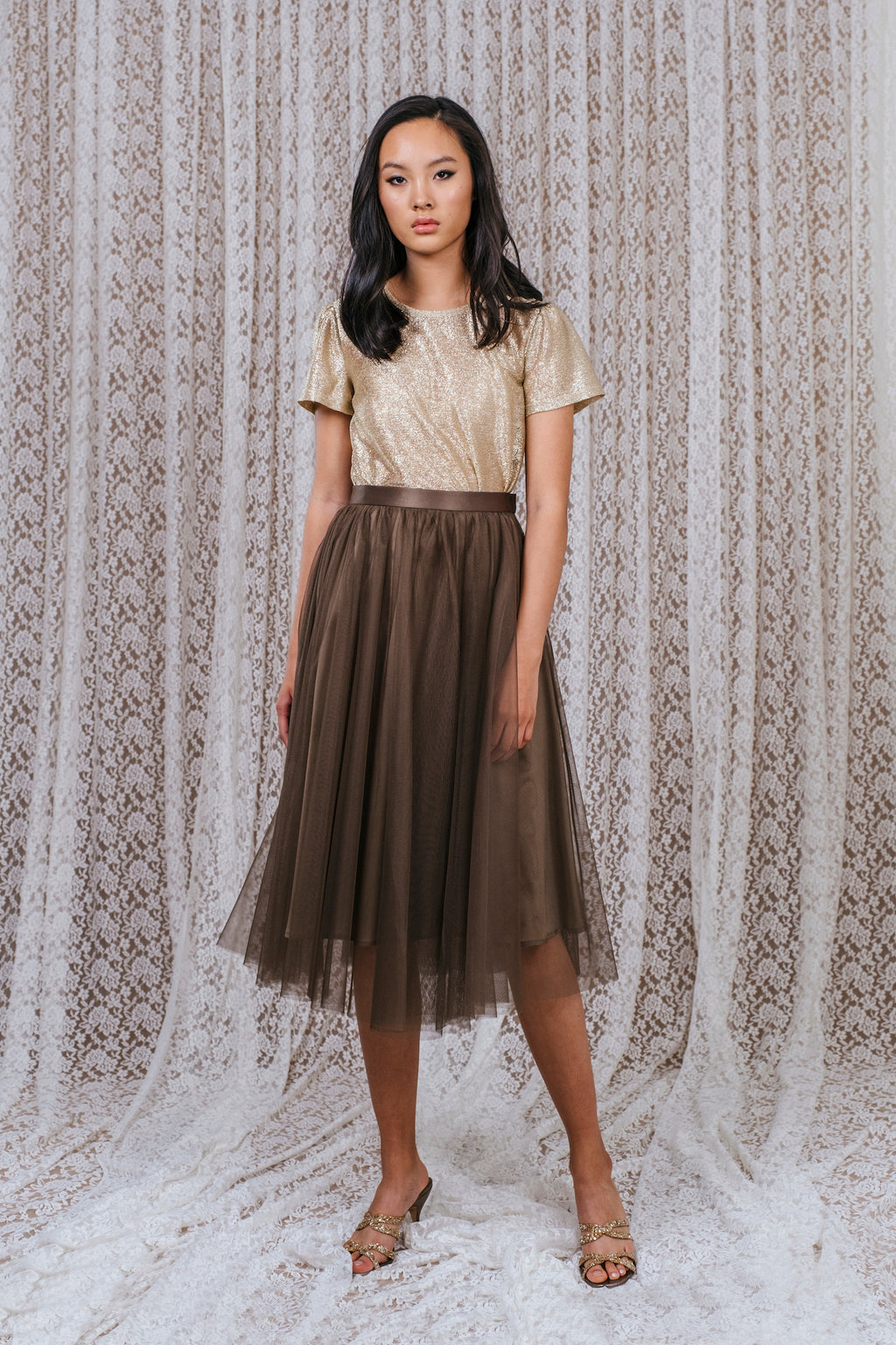 Flawless Skirt Olive