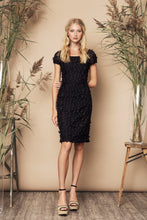 Load image into Gallery viewer, Mimi Dress Black